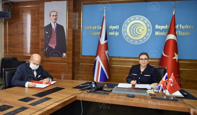 Birleşik Krallık: İlişkilerimizin potansiyeli gelecekte önemli olacak