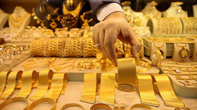 Altın fiyatları geriliyor   Haftalık bilanço
