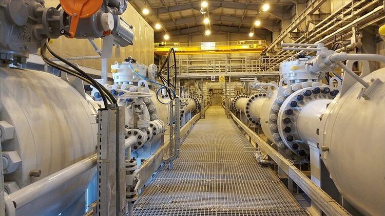 Mısır ve Filistin'den Gazze Marine doğal gaz sahası için anlaşma