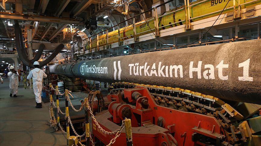 Kıyıköy'deki doğal gaz boru hattı yazın bakıma girecek