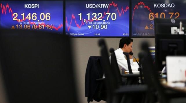 Asya borsalarında alış ağırlıklı bir seyir izleniyor