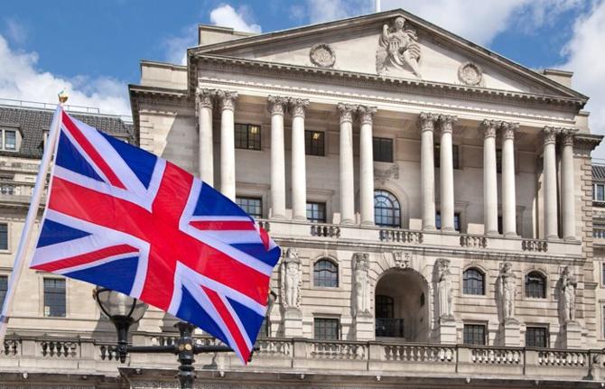 İngiliz finans sektöründen 75,6 milyar sterlinlik vergi ödemesi