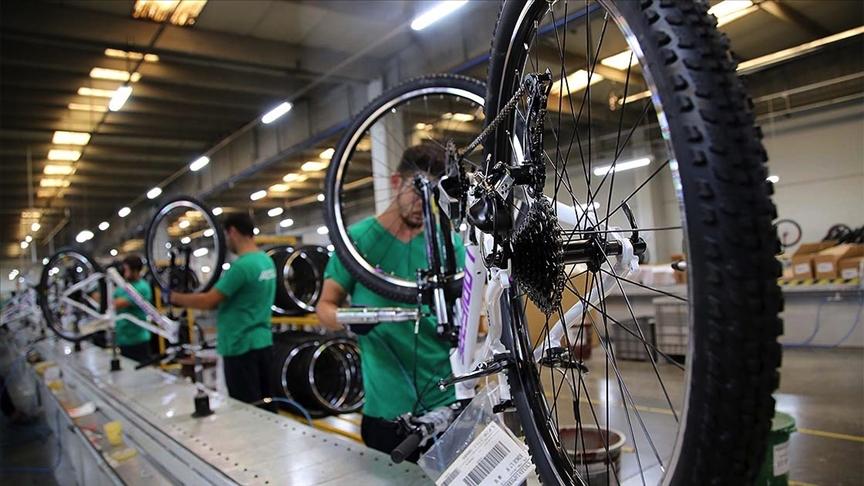 Türkiye'nin bisiklet, mopet ve motosiklet ihracatı artıyor