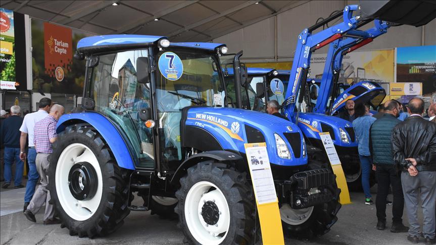 TürkTraktör, Türkiye'nin traktör ihracatının yüzde 86'sını karşıladı
