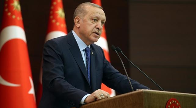 Erdoğan: Üniversiteler için ayırdığımız pay 36 milyar lira oldu