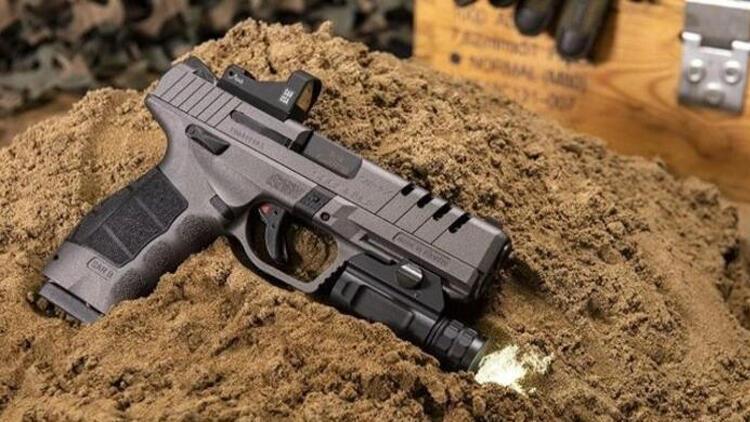 Türk tabancası SAR 9, ABD'den ikinci büyük ödülünü aldı