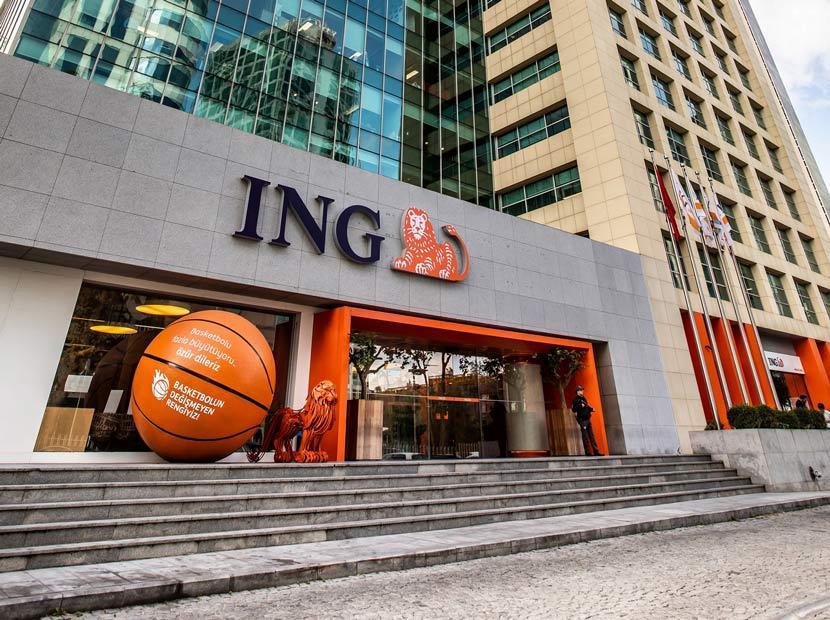 ING Türkiye'den 2020'de 768,1 milyon TL konsolide net kar