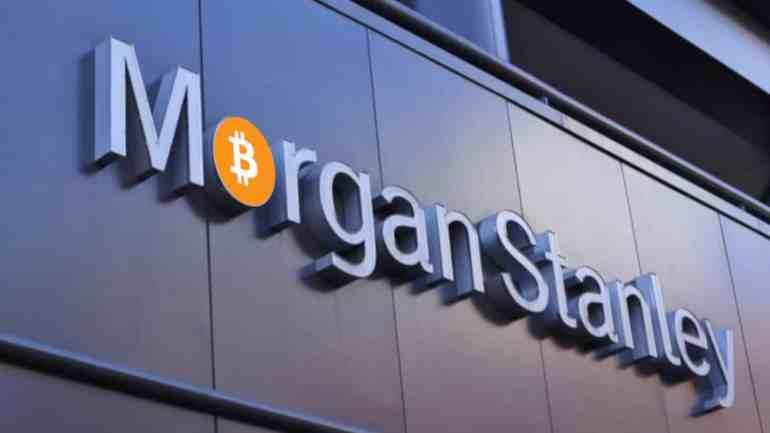 Morgan Stanley Bitcoin'e yatırım yapacak