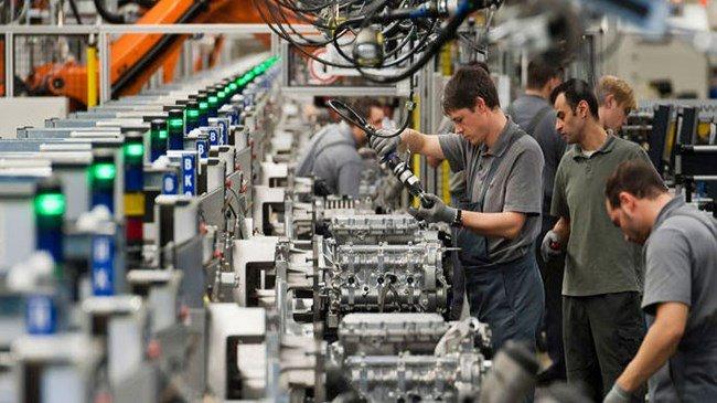 Almanya'da imalat sanayi istihdamı düşüş gösterdi