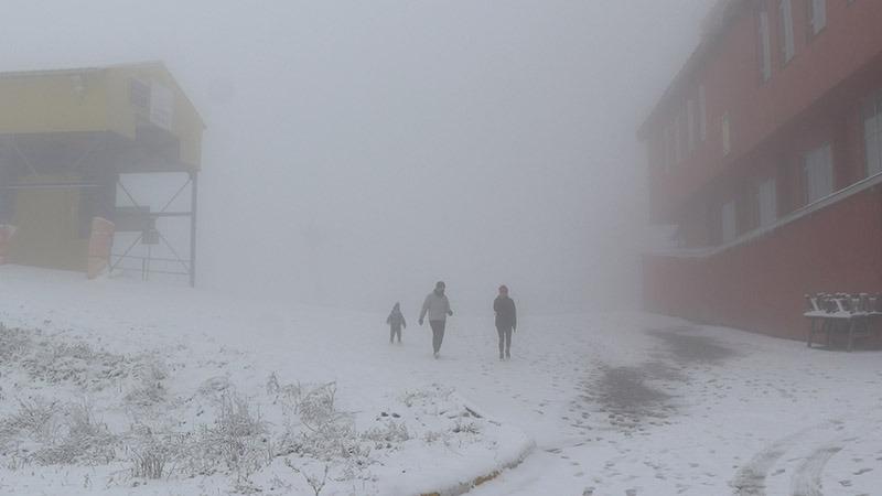Kocaeli ve Sakarya için yoğun kar yağışı uyarısı yapıldı