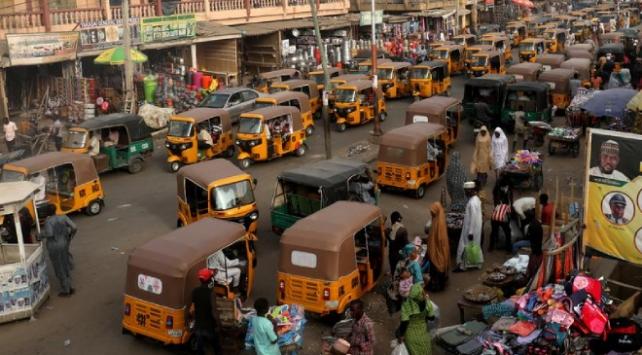 Nijerya'da yıllık enflasyon yüzde 16,47 ile rekor kırdı