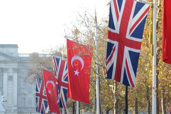 Türkiye ile Birleşik Krallık'ın iş birliği korunacak