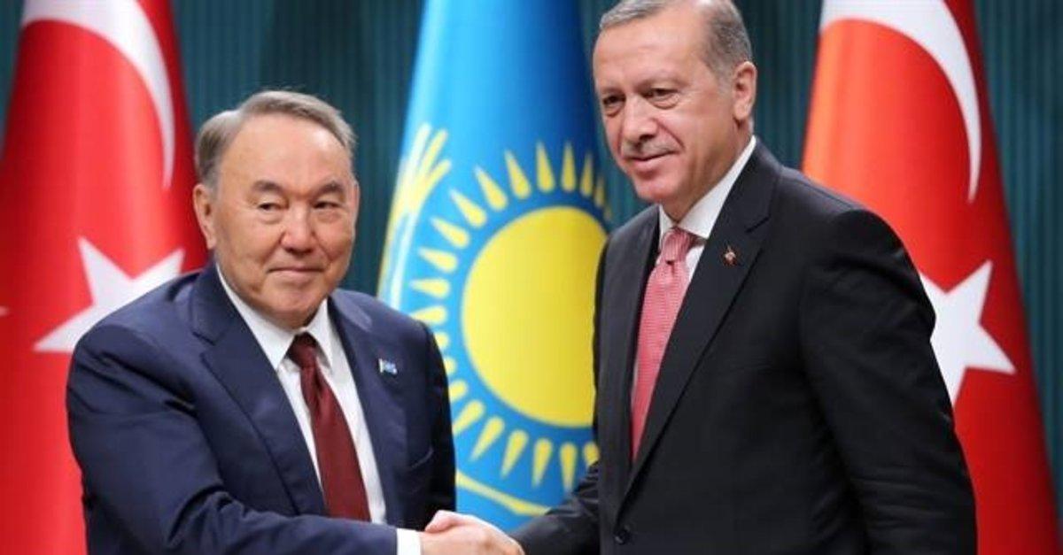 Türkiye-Kazakistan ticaret hacminde hedef 10 milyar dolar