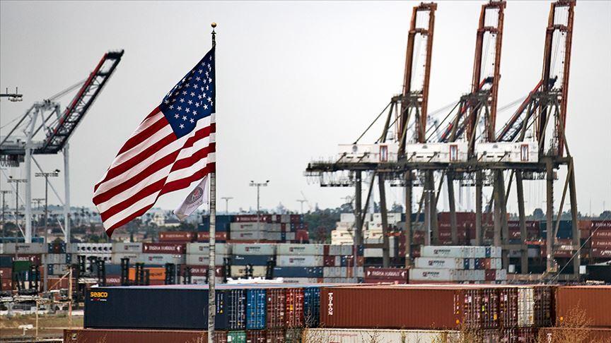 ABD'de ithalat ve ihracat beklentileri aştı