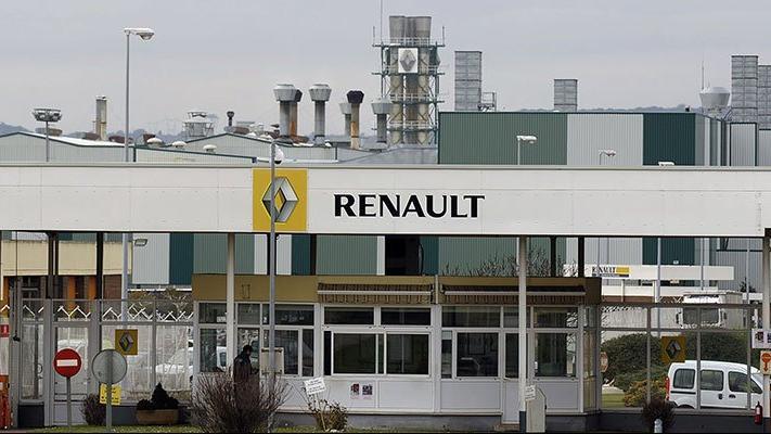 Renault, 2020'de 8 milyar avro zarar etti