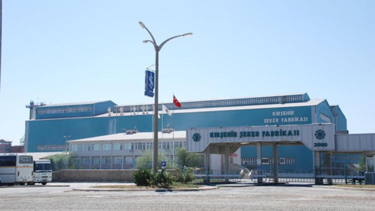 Kırşehir Şeker Fabrikası'nda 21 yılın en yüksek üretimini gerçekleştirdi