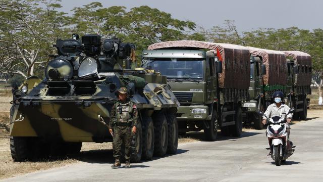 ABD'den Myanmar'daki 2 generale yaptırım kararı