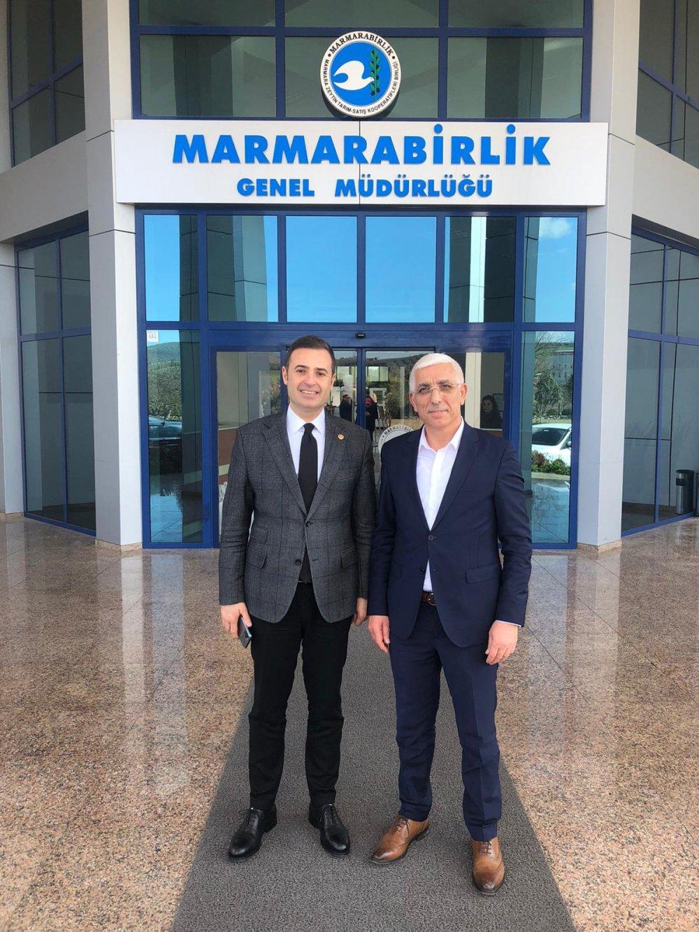 Marmarabirlik, ortaklarına 10 Mart'ta 75 milyon lira ödeyecek