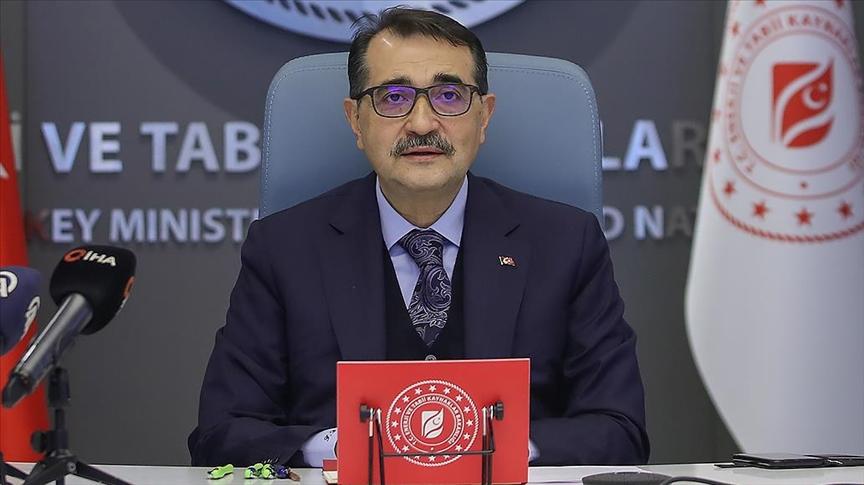 Enerji ve Tabii Kaynaklar Bakanı Uludağ Ekonomi Zirvesi'nde konuştu