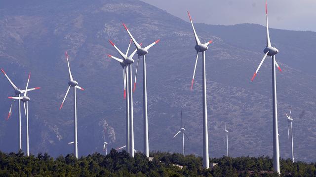 Küresel elektrik üretiminin yüzde 7'si rüzgar enerjisinden