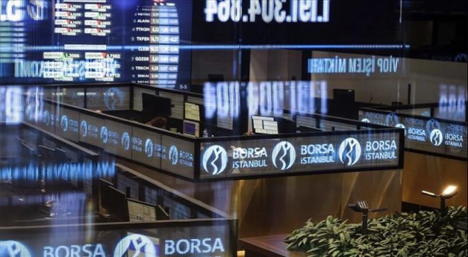 Borsa İstanbul'da değer kaybı (26.03.2021)