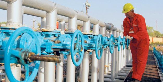 Spot piyasada doğal gaz fiyatları (26.03.2021)