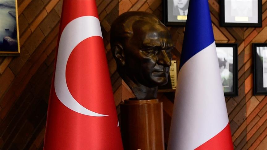 Türkiye-Fransa ekonomik ilişkilerinin hızkazanması bekleniyor