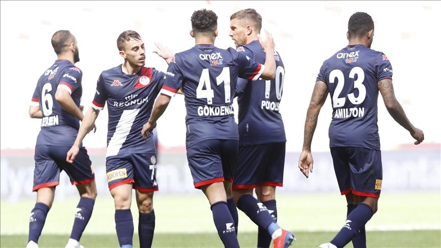 Antalyaspor, kulübe gelir sağlamak için 'bayrak kampanyası' başlattı