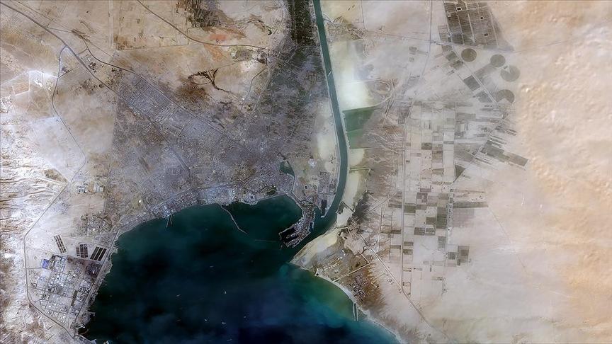 Süveyş Kanalı'nın açılması için ilk adım atıldı