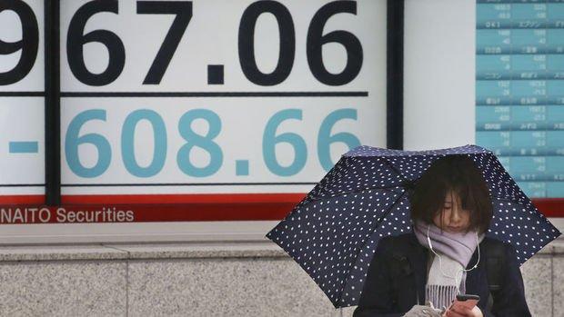 Asya borsaları tatilde, Japon borsası pozitif seyretti