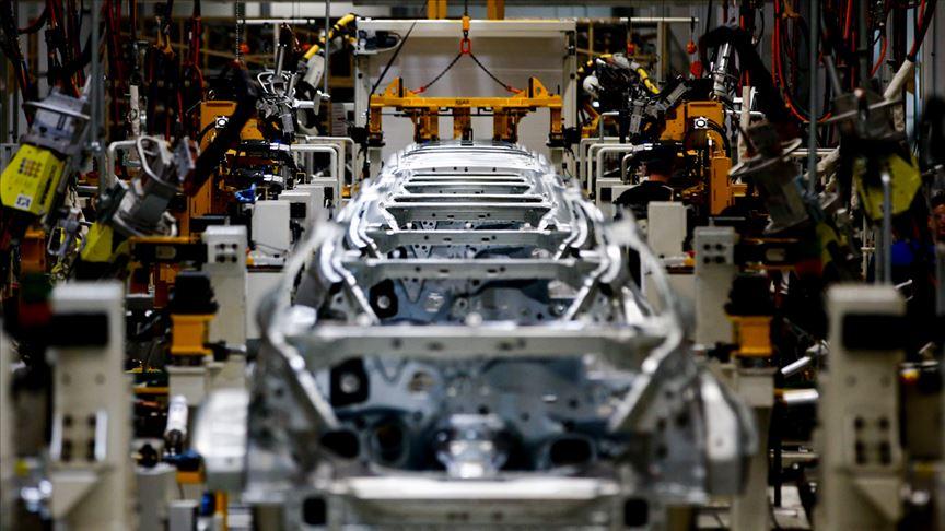 Alman otomotiv sektöründe işler martta hız kazandı