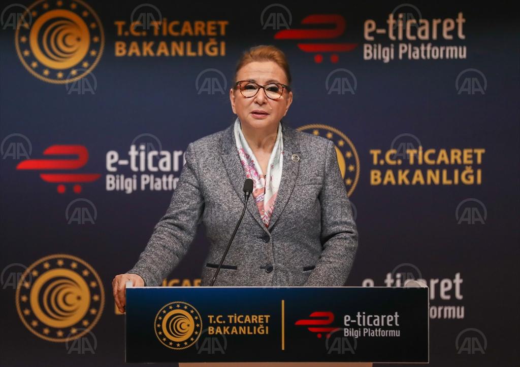 Türkiye'nin e-ticaret hacmi 226,2 milyar lira oldu