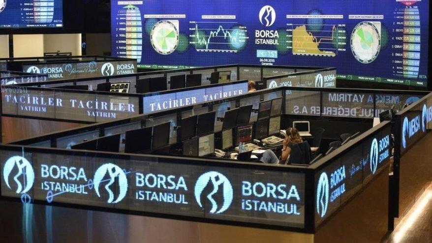 Borsa güne pozitif seyirde başladı (08.04.2021)