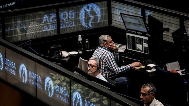 Borsa günün ilk yarısında yükseldi (08.04.2021)