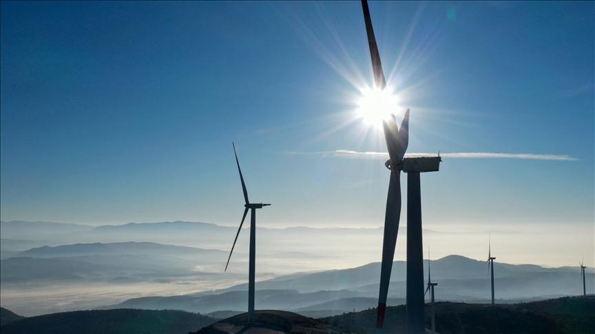 Türkiye yenilenebilir enerji kapasitesinde dünya 12'ncisi