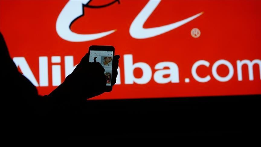 Çin'den e-ticaret şirketi Alibaba'yaceza
