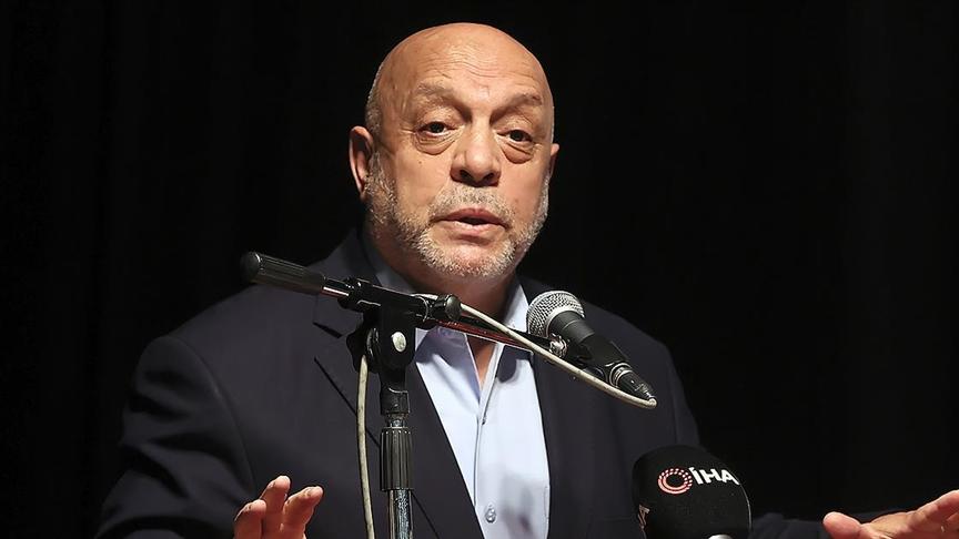 Hak-İş Başkanı Arslan, Lübnan'da dayanışma çağrısı yaptı