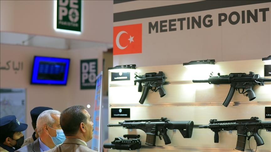 Türkiye, Bağdat'ta düzenlenen savunma ve güvenlik fuarına katıldı