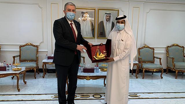 Türk ve Katarlı iş insanları Doha'da bir araya geldi