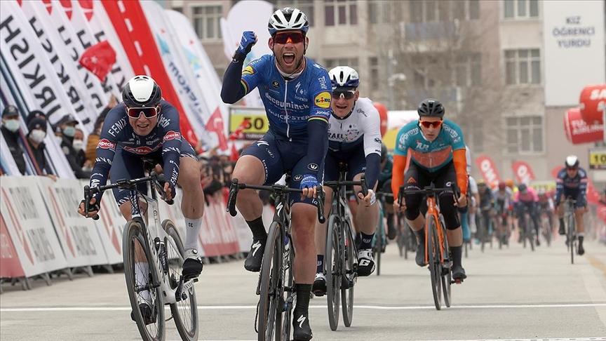 56. Cumhurbaşkanlığı Türkiye Bisiklet Turu'nda 2. etap