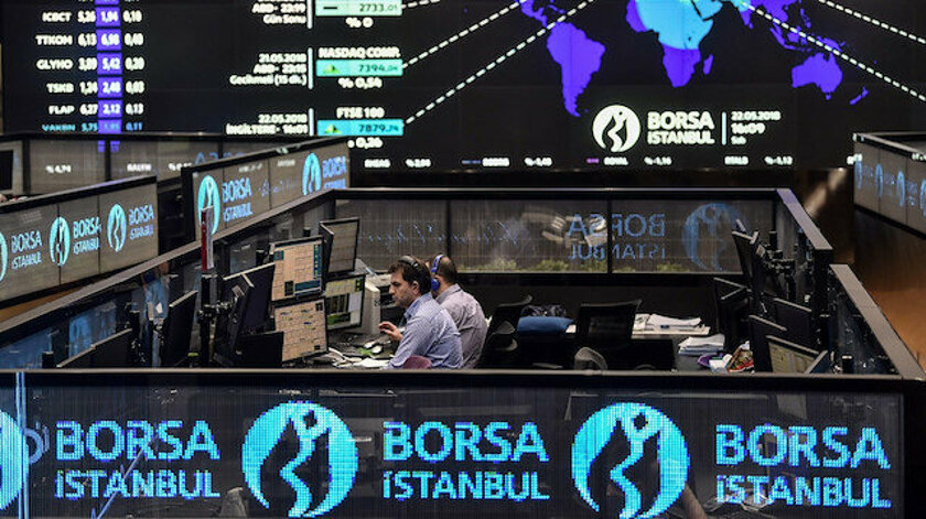 Borsa güne pozitif seyirde başladı (13.04.2021)