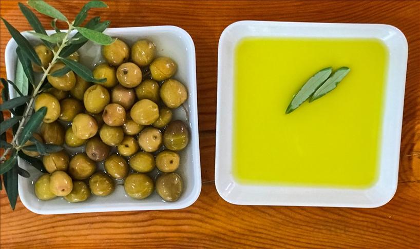 Antalya'ya özgü olan zeytin coğrafi işaret logosuyla satışa sunulacak