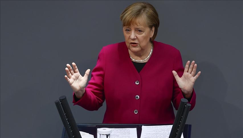 Almanya'nın 2021 büyüme tahmini düştü