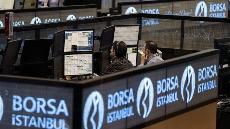Borsa güne yükselişle başladı (15.04.2021)