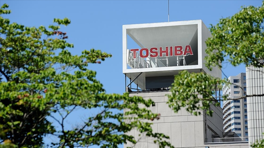 Toshiba CEO'su görevinden istifa etti