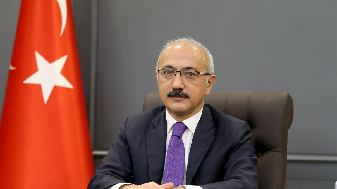 Bakan Elvan, ekonomi gündemine ilişkin değerlendirme yaptı
