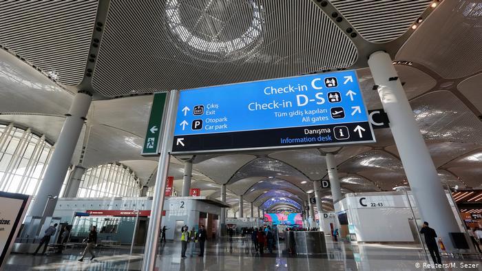 İstanbul Havalimanı 604 uçuşla Avrupa'da zirvede