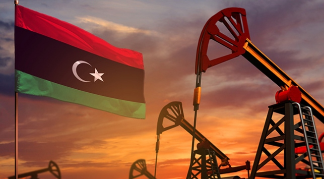 Libya'da Harika Petrol Limanı'ndan ham petrol sevkiyatı askıya alındı