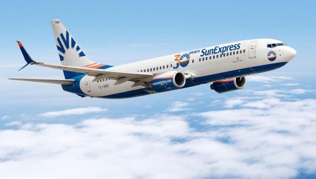 SunExpress ile Trabzon-Amsterdam uçuşları başlıyor