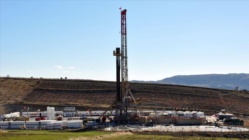 TP'nin petrol arama sahasında uzatma kararları